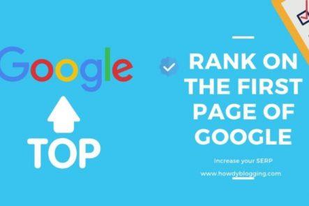 SERP SEO Top Rank Google Search Engine